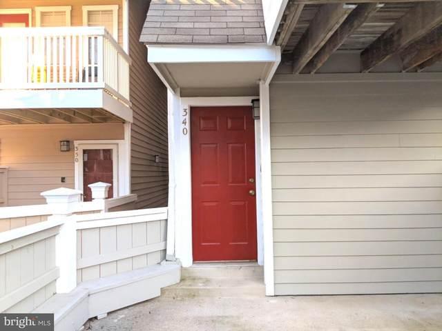5705 Chapman Mill Drive #340, ROCKVILLE, MD 20852 (#MDMC741876) :: Murray & Co. Real Estate