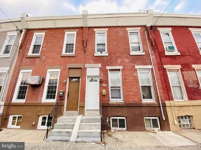 419 Jackson Street, PHILADELPHIA, PA 19148 (#PAPH981274) :: Keller Williams Realty - Matt Fetick Team