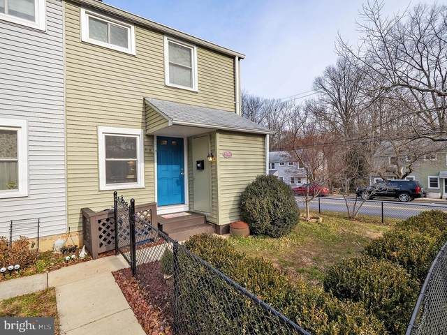 55 Ridge Road M, GREENBELT, MD 20770 (#MDPG594560) :: The Riffle Group of Keller Williams Select Realtors