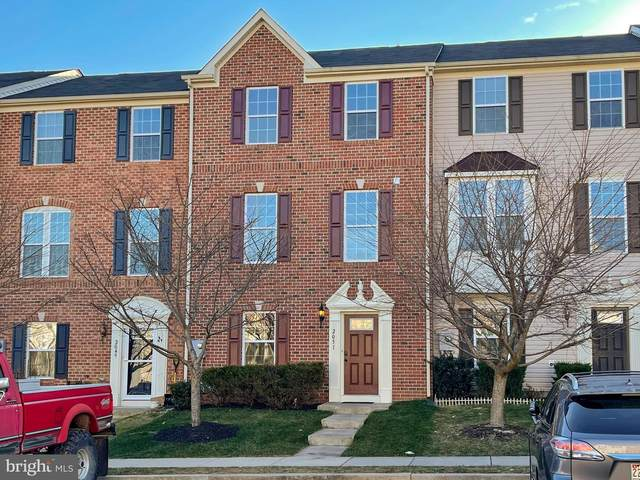 2051 Spring Run Circle, FREDERICK, MD 21702 (#MDFR276862) :: Blackwell Real Estate