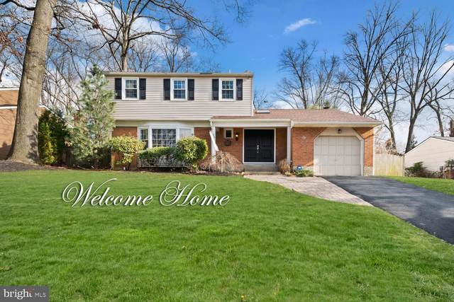 13 Forest Hill Drive, CHERRY HILL, NJ 08003 (#NJCD411924) :: The Team Sordelet Realty Group