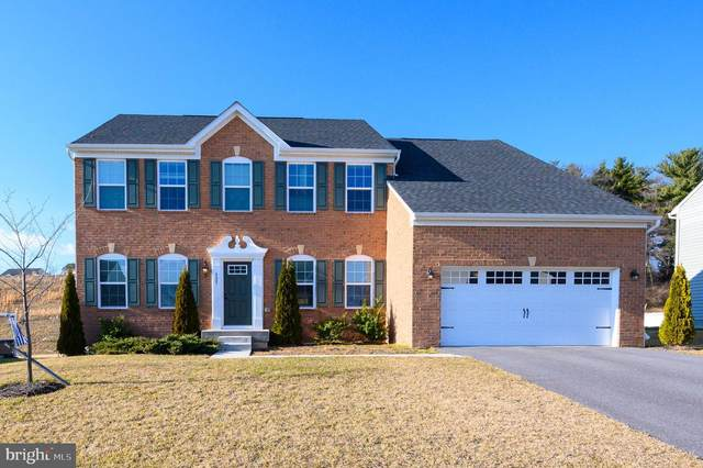 825 Amherst Lane, WESTMINSTER, MD 21158 (#MDCR202116) :: The Dailey Group
