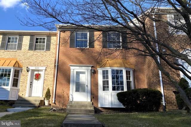 1031 Travis Lane, GAITHERSBURG, MD 20879 (#MDMC741896) :: Dart Homes
