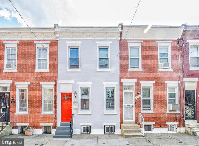540 Winton Street, PHILADELPHIA, PA 19148 (#PAPH981330) :: The Dailey Group