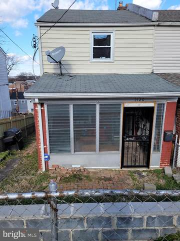 5120 Just Street NE, WASHINGTON, DC 20019 (#DCDC504838) :: Erik Hoferer & Associates