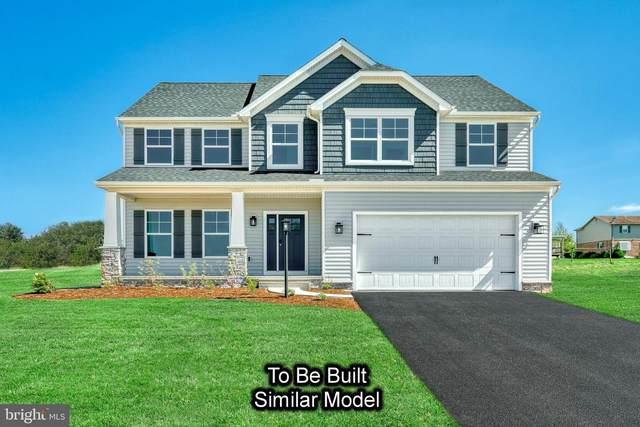 Blue Ridge Floorplan At Donwood Estates, DOVER, PA 17315 (#PAYK151928) :: Flinchbaugh & Associates