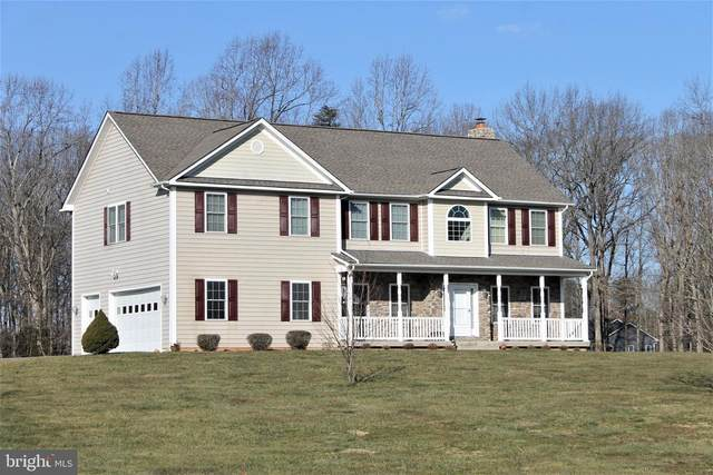 13544 Union Church Road, SUMERDUCK, VA 22742 (#VAFQ168776) :: AJ Team Realty
