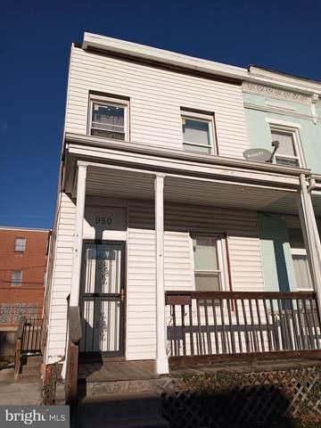 950 Homestead Street, BALTIMORE, MD 21218 (#MDBA537660) :: The Dailey Group