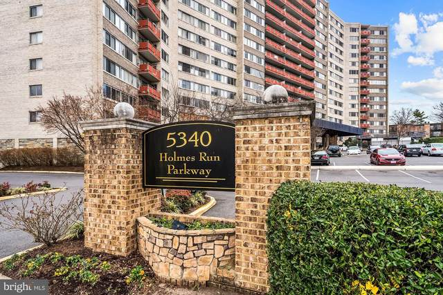 5340 Holmes Run Parkway #214, ALEXANDRIA, VA 22304 (#VAAX255348) :: The Licata Group/Keller Williams Realty