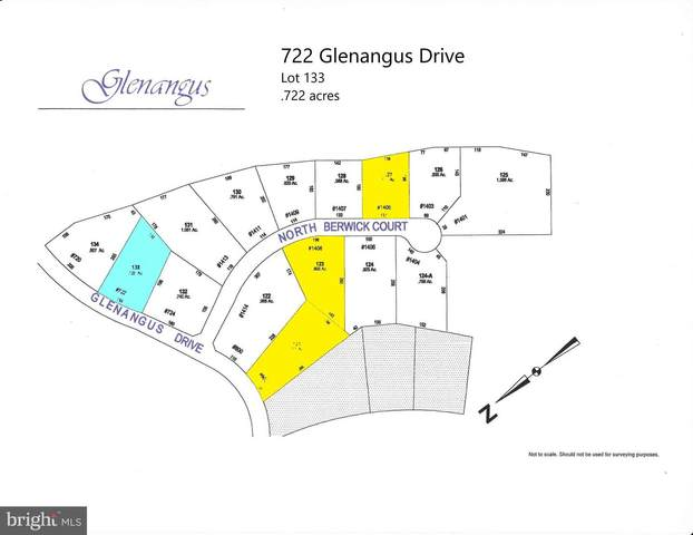 722 Glenangus Drive, BEL AIR, MD 21015 (#MDHR256066) :: Tessier Real Estate