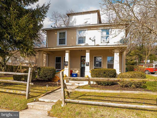 625 Merchant Street, COATESVILLE, PA 19320 (#PACT528112) :: Keller Williams Real Estate