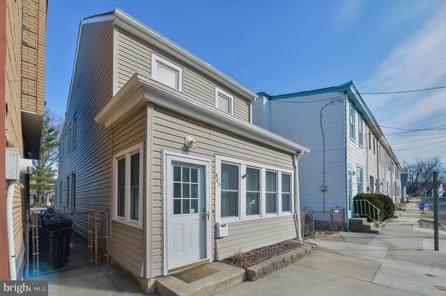 805 Little Somerset Street, GLOUCESTER CITY, NJ 08030 (#NJCD411934) :: Keller Williams Realty - Matt Fetick Team