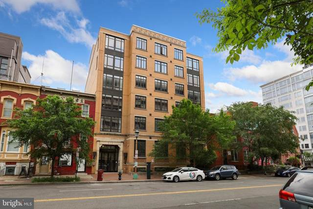 809-813 6TH Street NW #33, WASHINGTON, DC 20001 (#DCDC504864) :: The MD Home Team