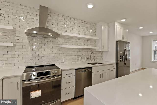 2009 E Street NE #2, WASHINGTON, DC 20002 (#DCDC504894) :: Ram Bala Associates | Keller Williams Realty