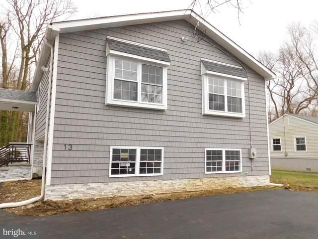 13 White Horse Rd E, VOORHEES, NJ 08043 (#NJCD411946) :: Keller Williams Real Estate