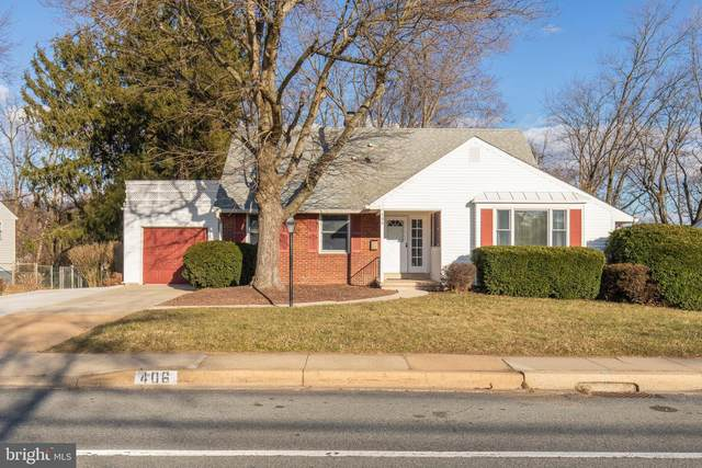 406 New London Road, NEWARK, DE 19711 (#DENC519828) :: CoastLine Realty
