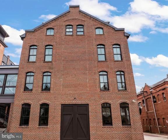 1309 E Street SE #44, WASHINGTON, DC 20003 (#DCDC504902) :: Fairfax Realty of Tysons