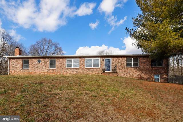 2920 Greenhill Court, IJAMSVILLE, MD 21754 (#MDFR276876) :: Jim Bass Group of Real Estate Teams, LLC