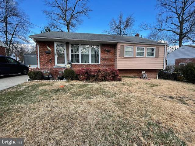 6446 Fairborn Terrace, NEW CARROLLTON, MD 20784 (#MDPG594604) :: Blackwell Real Estate