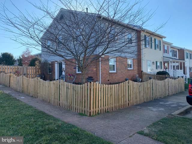 8629 Newton Place, MANASSAS, VA 20111 (#VAPW513492) :: Peter Knapp Realty Group