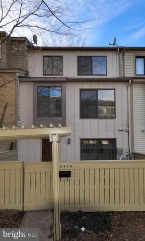 9475 Chadburn Place, MONTGOMERY VILLAGE, MD 20886 (#MDMC741952) :: Crossroad Group of Long & Foster