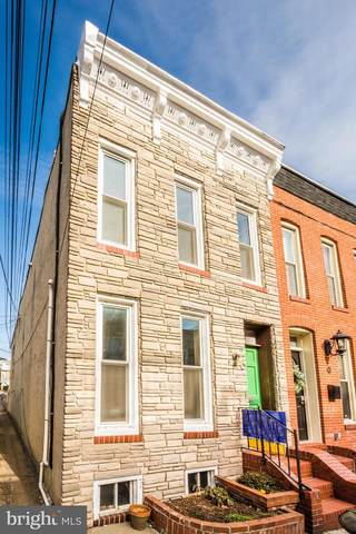 400 E Clement Street, BALTIMORE, MD 21230 (#MDBA537694) :: The Miller Team