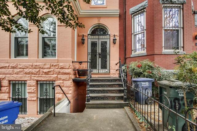 1828 13TH Street NW #3, WASHINGTON, DC 20009 (#DCDC504924) :: Bruce & Tanya and Associates