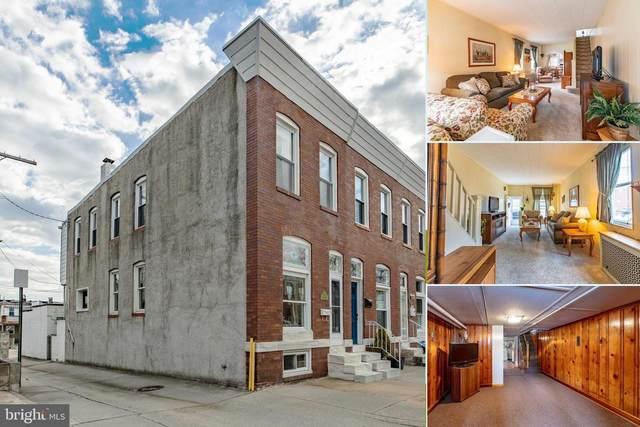801 S Dean Street, BALTIMORE, MD 21224 (#MDBA537698) :: Erik Hoferer & Associates