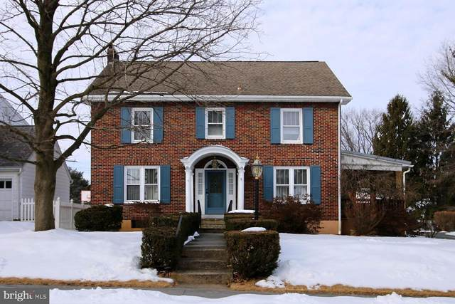 1231 Elm Street, LEBANON, PA 17042 (#PALN117652) :: The Joy Daniels Real Estate Group