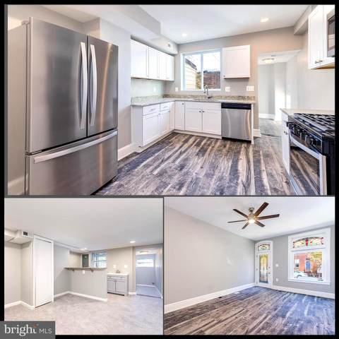 240 S Washington Street, BALTIMORE, MD 21231 (#MDBA537706) :: New Home Team of Maryland