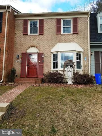 9227 Frostburg Way, MONTGOMERY VILLAGE, MD 20886 (#MDMC741982) :: The Licata Group/Keller Williams Realty
