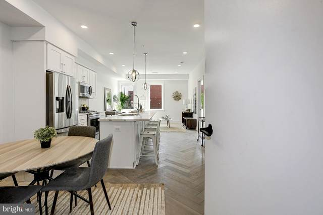 838 Varnum Street NW #2, WASHINGTON, DC 20011 (#DCDC504948) :: Crossman & Co. Real Estate