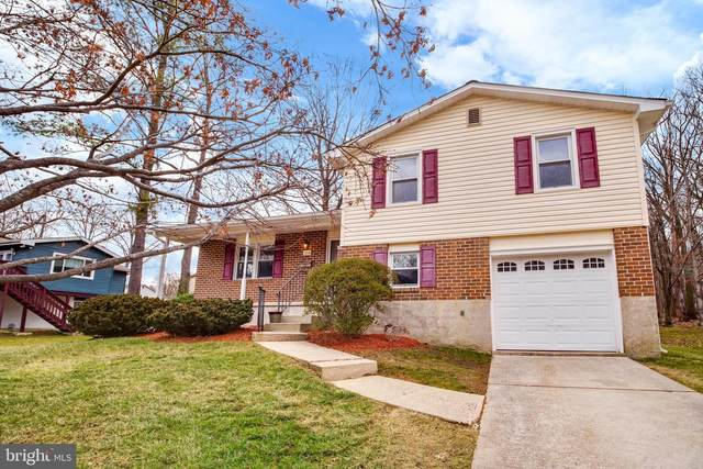 1319 Lincolnwoods Drive, CATONSVILLE, MD 21228 (#MDBC518218) :: The Dailey Group