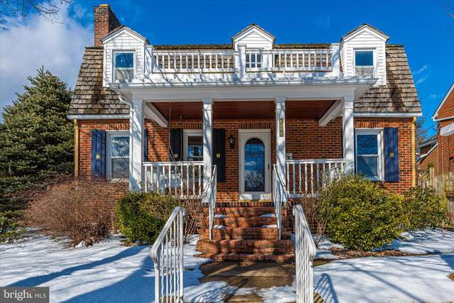 505 Fleming Avenue, FREDERICK, MD 21701 (#MDFR276884) :: Jennifer Mack Properties