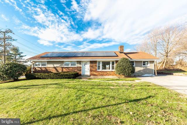 802 S Main Street, HAMPSTEAD, MD 21074 (#MDCR202124) :: The Dailey Group