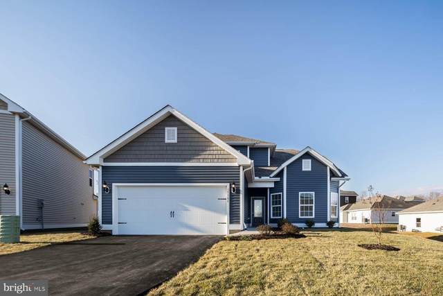 TBD Lot 168 Mary Adams Avenue, BOWLING GREEN, VA 22427 (#VACV123556) :: Talbot Greenya Group