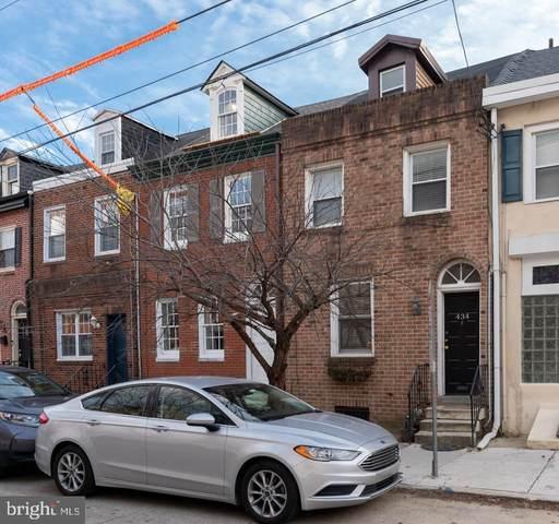 434 Catharine Street, PHILADELPHIA, PA 19147 (#PAPH981514) :: The Dailey Group