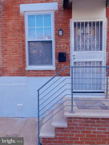 2326 S 6TH Street, PHILADELPHIA, PA 19148 (#PAPH981520) :: The Dailey Group
