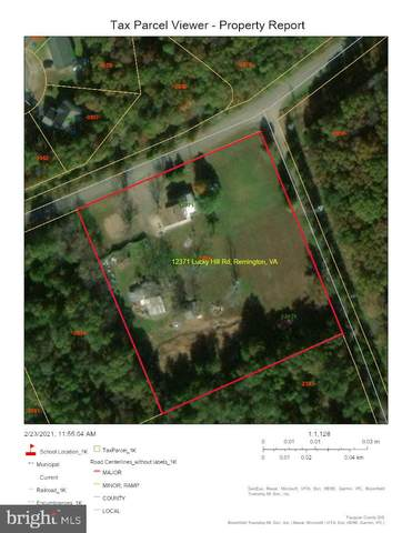 12371 Lucky Hill Road, REMINGTON, VA 22734 (#VAFQ168788) :: SURE Sales Group