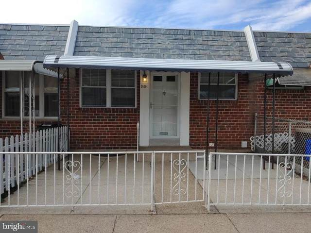 2820 S Hutchinson Street, PHILADELPHIA, PA 19148 (#PAPH981538) :: Shamrock Realty Group, Inc