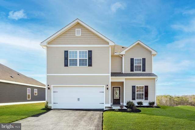 TBD Lot 97 Brookwood Drive, BOWLING GREEN, VA 22427 (#VACV123560) :: Talbot Greenya Group
