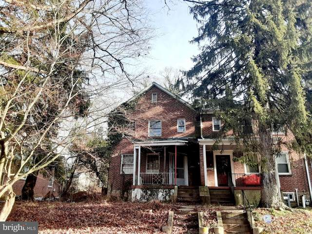 2631 Purnell Drive, BALTIMORE, MD 21207 (#MDBC518242) :: Network Realty Group