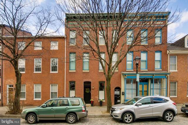 822 S Bond Street B, BALTIMORE, MD 21231 (#MDBA537744) :: New Home Team of Maryland