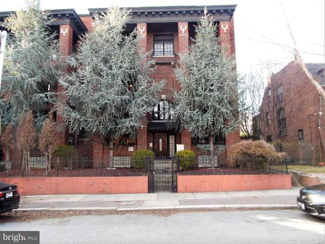 2204 Park Avenue #102, BALTIMORE, MD 21217 (#MDBA537748) :: The Riffle Group of Keller Williams Select Realtors