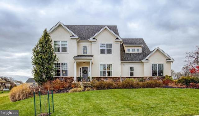 703 Whiffletree Lane, WEST CHESTER, PA 19382 (#PACT528168) :: The Mike Coleman Team