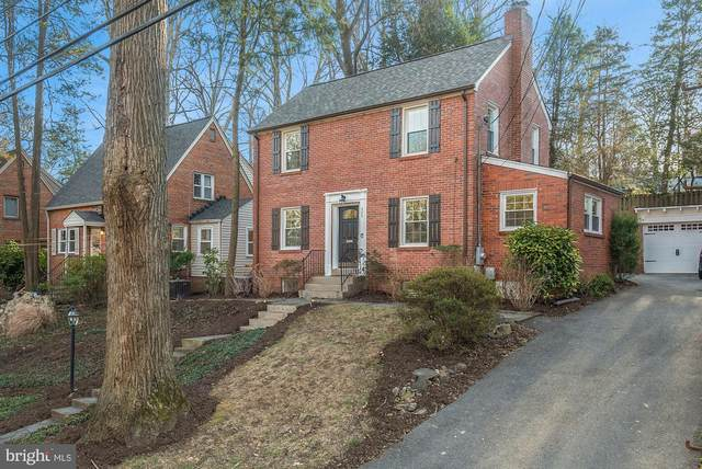 420 Mississippi Avenue, SILVER SPRING, MD 20910 (#MDMC742036) :: Arlington Realty, Inc.