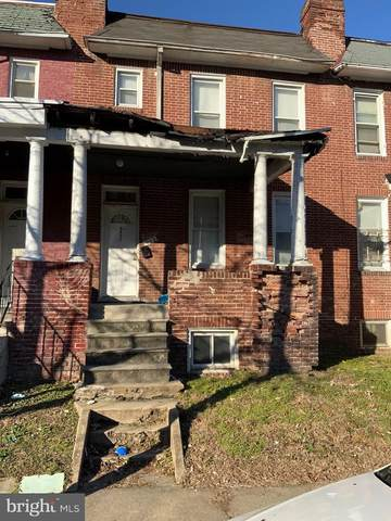 2932 Ellicott Driveway, BALTIMORE, MD 21216 (#MDBA537756) :: Jim Bass Group of Real Estate Teams, LLC