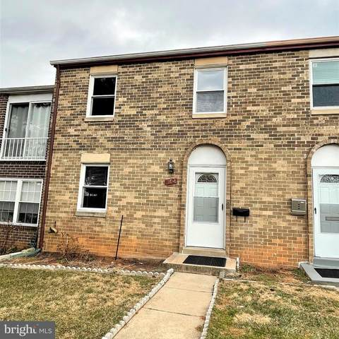 804 West Side Drive #11, GAITHERSBURG, MD 20878 (MLS #MDMC742048) :: Parikh Real Estate