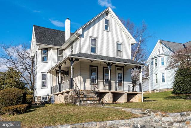 49 E Cherry Road, QUAKERTOWN, PA 18951 (#PABU519398) :: Tessier Real Estate