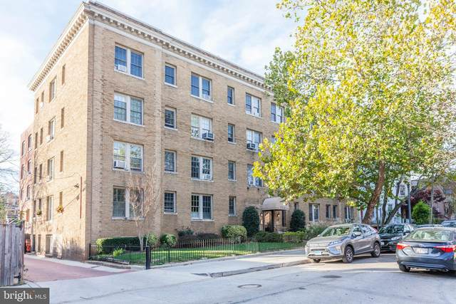 3314 Mount Pleasant Street NW #37, WASHINGTON, DC 20010 (#DCDC504998) :: The Licata Group/Keller Williams Realty